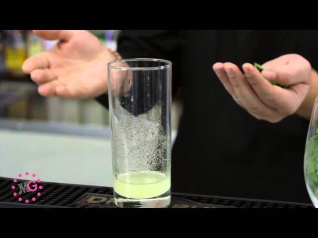 Mixology School - How to make a Mojito