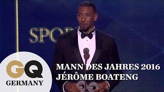 Jérôme Boateng - GQ Mann des Jahres in der Kategorie Sport 🏆⚽️