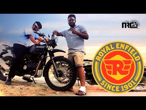 ROYAL ENFIELD HIMALAYAN TOP SPEED TEST REVIEW