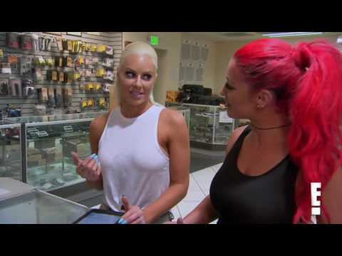 Maryse Ouellet Goes to the Shooting Range
