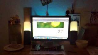 My amBx setup