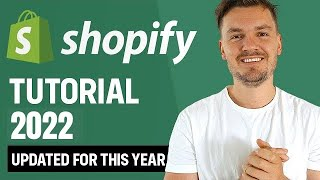 Shopify Tutorial 2021 For Beginners (StepByStep EASY Shopify Guide)