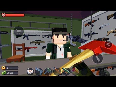 Pixel Combat: Zombie Strike   Gameplay Walkthrough Part 2