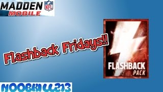 Madden Mobile 16 Flashback Friday ep 1