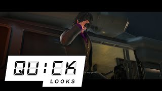 Saints Row The Third: Remastered: Quick Look (Video Game Video Review)