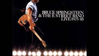 Bruce Springsteen - The River (with Intro) Live