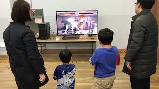 [대한안전교육협회] 난향초등학교 소화기 시뮬레이터 교육
