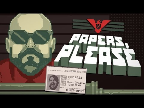 lyteCache.php?origThumbUrl=https%3A%2F%2Fi.ytimg.com%2Fvi%2Fgg3GZ7XcBJA%2F0 Sucesso no Youtube, Papers Please é bastante procurado no Android