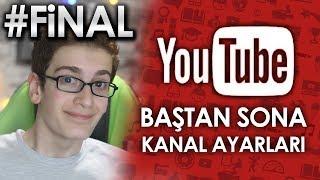 YOUTUBER'LAR İÇİN EN GEREKLİ PROGRAMLAR - Youtube Eğitim Seti FİNAL