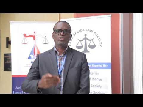 Advocate in ANGOLA