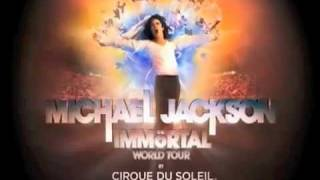Michael Jackson Another Part Of Me - Immortal Version