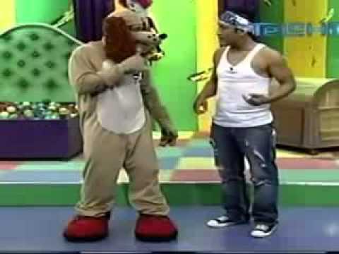 La gata y el perro guarumo en platanito show