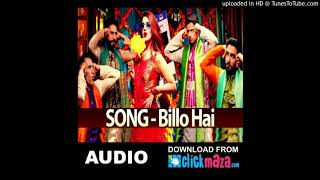 Billo Hai - Parchi -Full Mp3 Song-Sahara feat Manj Musik & Nindy Kaur - PAKISTANI
