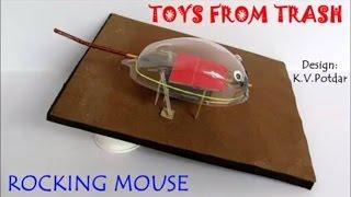 Rocking Mouse | English | Moving Rat!