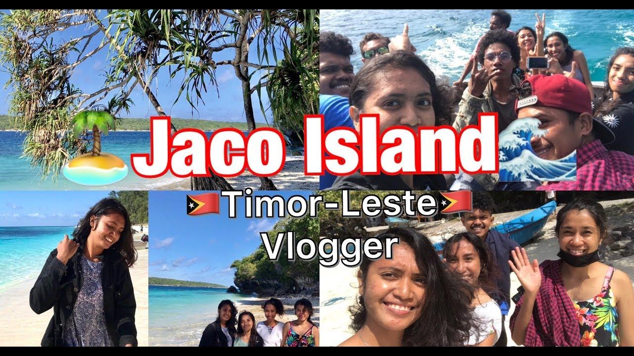 #VLOG25 ||Trip to Jaco || The Best Island in Timor|| TIMOR-LESTE VLOGGER