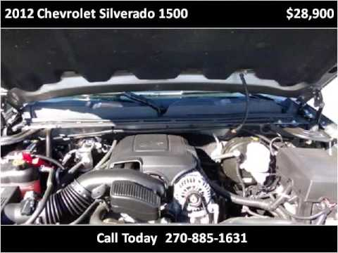 2012 chevrolet silverado 1500 used cars hopkinsville ky youtube. Black Bedroom Furniture Sets. Home Design Ideas