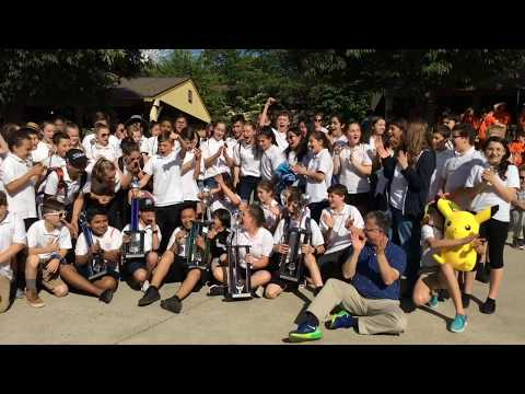 SMS Band 2017 Music in the Parks