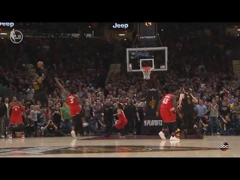 LeBron James Game Winning Buzzer Beater To Beat Toronto Raptors! | Cavaliers Vs Raptors Game 3|