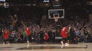 LeBron James Game Winning Buzzer Beater To Beat Toronto Raptors!   Cavaliers vs Raptors Game 3 