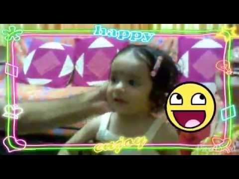 Little Baby Girl's Funny Reaction :-)