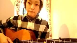 中学生のとき練習した曲です。 秋田駅で路上ライブをしていた頃によく歌...