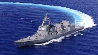 【訓練・演習】豪州海軍主催多国間海上共同訓練KAKADU16
