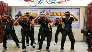 Funny Comedy Cinematic Dance - Oruma Royals Stunning Performance - Oruma Qatar Annual Day 2018