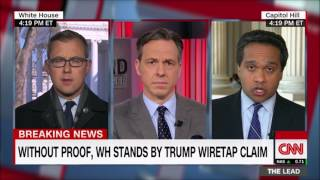 CNN states that the White House still thinks the Earth is Flat - Mark Sargent ✅