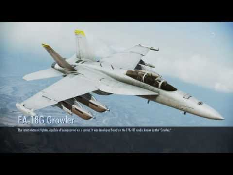 #57 Ace Combat infinity Coop Moscow Hard