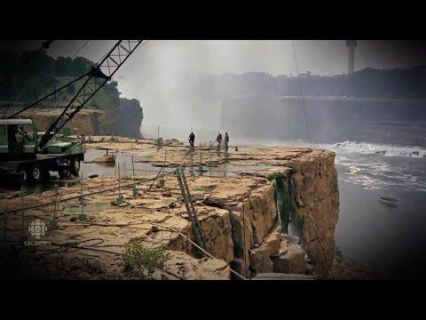 U.S. Niagara Falls to go dry