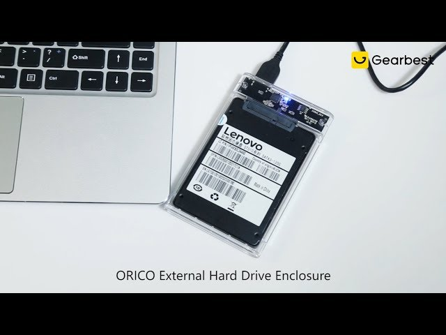 0d90244eb8e Enjoy the ORICO external hard drive enclosure for 2.5 inch SATA HDD and SSD.  This enclosure provides an amazing performance and value when connecting  the ...