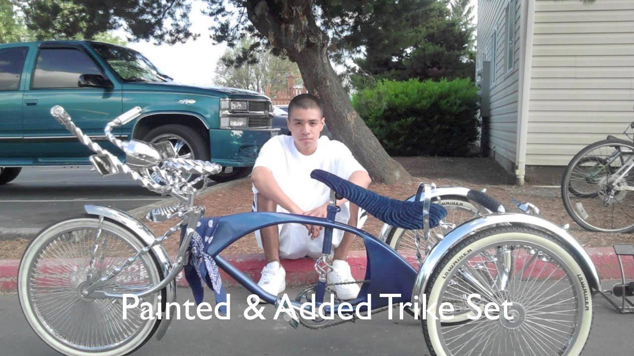 Lowrider Bike Youtube