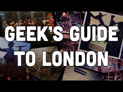 Geek's Guide to London