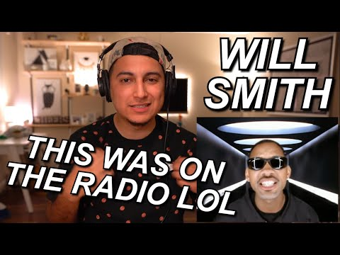WILL SMITH - MEN IN BLACK VIDEO REACTION!! | HOW YOU MAKE A SONG ABOUT A MOVIE A HIT???
