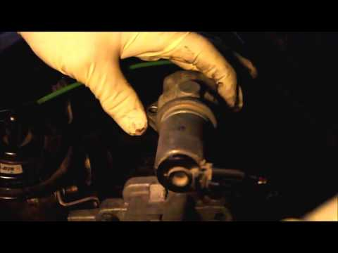 Fluctuating Idle Speed Problem Solved - Ford Taurus