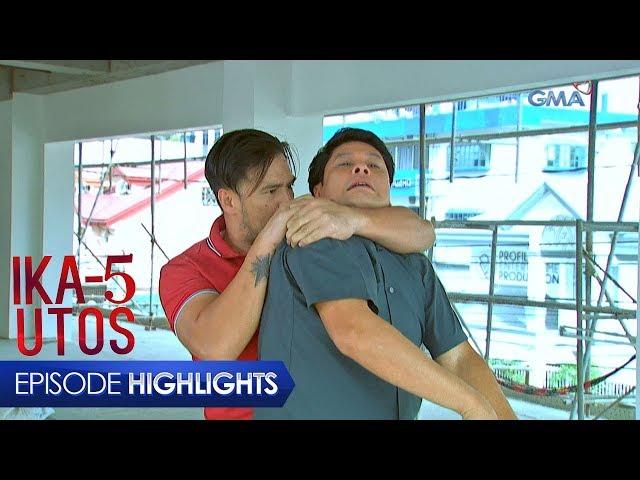 Ika-5 Utos: Maaksyong salpukan ng magkumpare | Episode 98