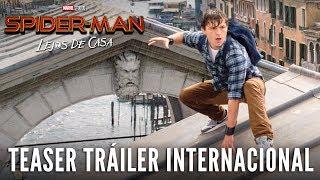 Spider-Man: Lejos de Casa | Teaser Tráiler Oficial en Español | HD