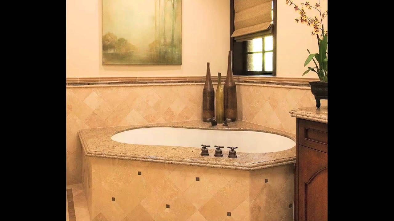 Decorating a bathroom with wainscoting bathroom decor for Bathroom ideas youtube