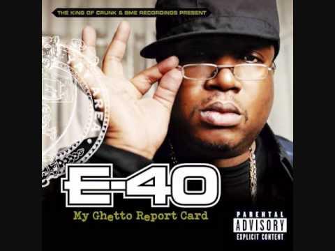 E-40 - White Gurl (Remix)