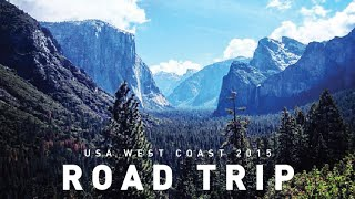 USA Road Trip 2015 California - GoPro Hero 4 Black