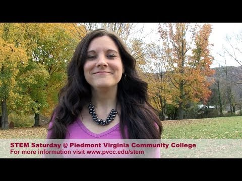 STEM Saturday Invitation | Piedmont Virginia Community College