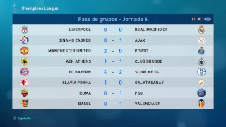Pes2019   UEFA Champions League   Barcelona x Juventus FC