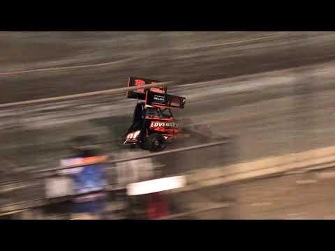 Lemoore Raceway Cal Cup 11/9/19 Jr Sprint Main- Ty