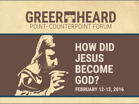 """""""How Did Jesus Become God?"""" - Bart Ehrman and Michael Bird in Dialogue + Q&A"""