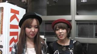 2014/09/28 バーゲンセール in 笑いの苺 ◇女優上原舞花と元アイドルわさ...