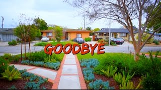 Leaving Our California Vacation Home