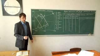 Вынос в натуру контура инженерного сооружения (введение) Д-43 31.03.14