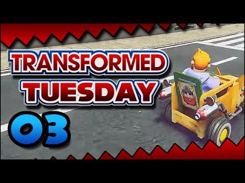 Transformed Tuesday 03 - World Tour - Sunshine Coast [S-Class] & Online