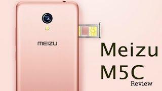 meizu M5c Unboxing Review