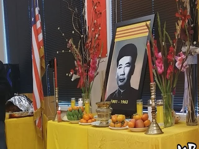 Lễ Tưởng Niệm Cố Tổng Thống VNCH Ngô Đình Diệm Lần Thứ 55 San Jose Cali